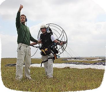 Parajet Paramotor Training :: Parajet International